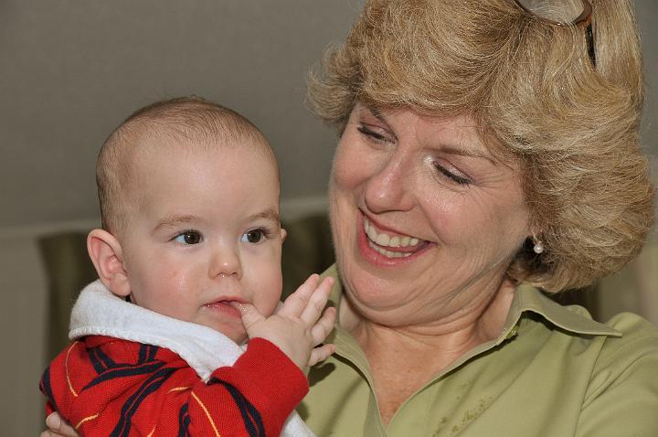 Jackson & Aunt Kathy