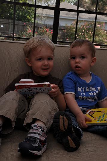 Jackson & Carter Reading