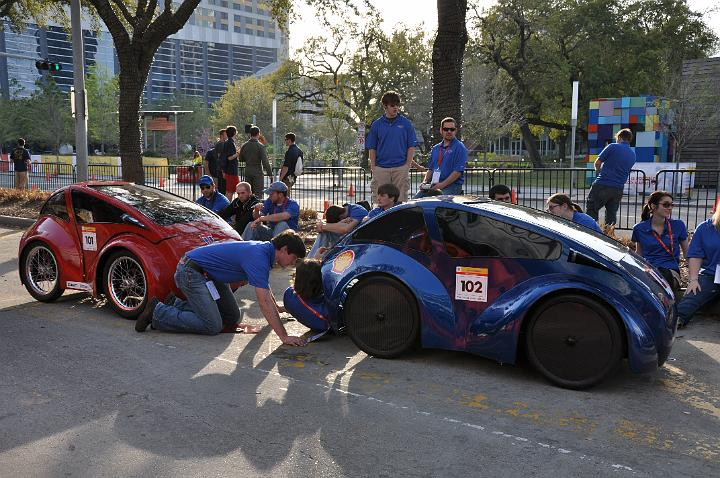 LA Tech's Urban Cars