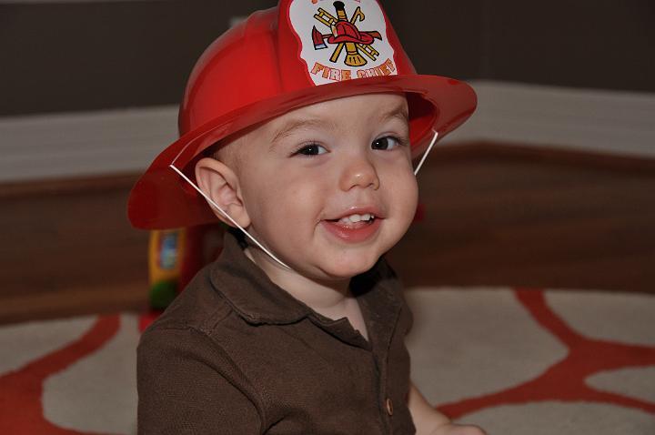 Fireman Taylor