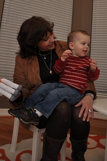 Jackson & Nana