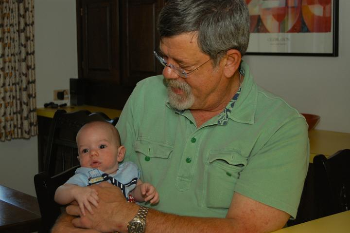 Jackson & Granddad