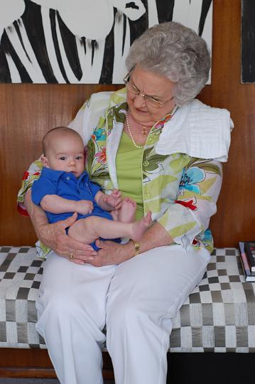 Jackson & Great Granddaddy