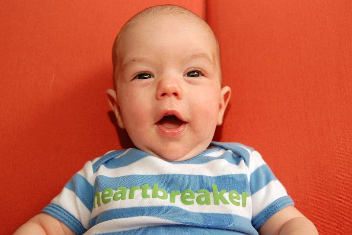 Our Little Heartbreaker