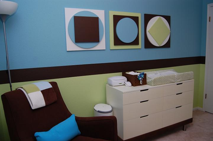 Dresser & Wall Art