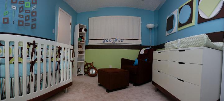Jackson's room