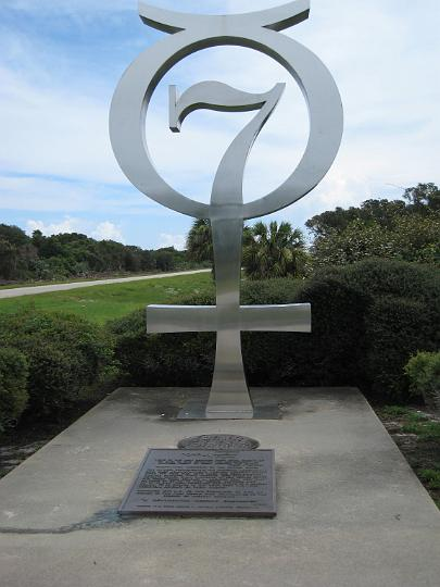 Mercury Program Monument