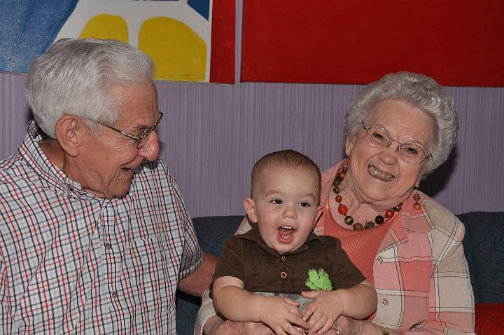 I Love My Great Grandparents!