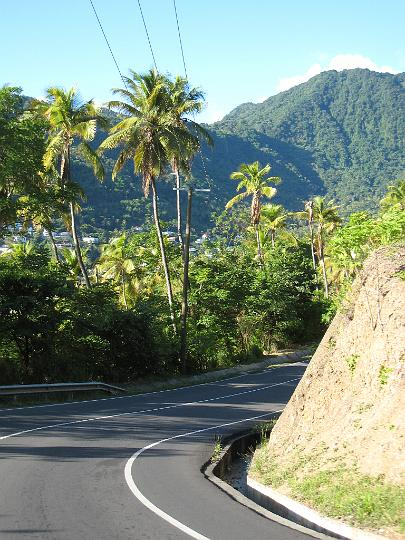 St. Lucia Highway