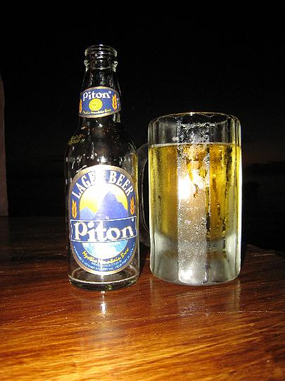 Piton beer