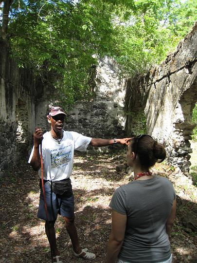 Anse Mamin Slave Church