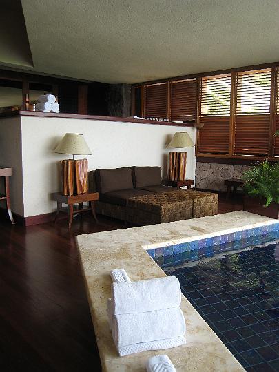 Jade Mountain Room