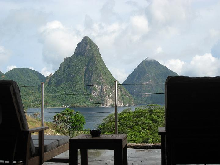 Jade Mountain Room Sun Deck