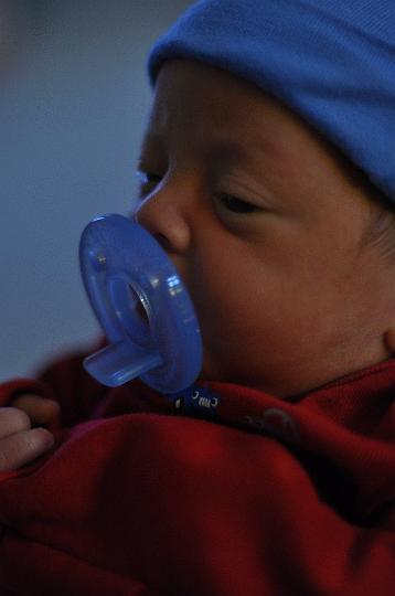 Baby Mitchell