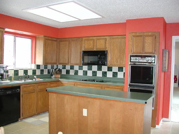 after picture of kitchen