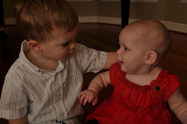 Audrey and Jackson