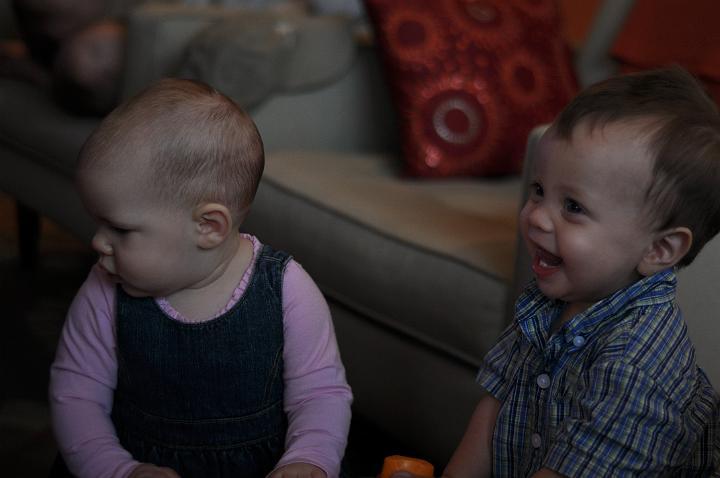 Audrey & Mitchell