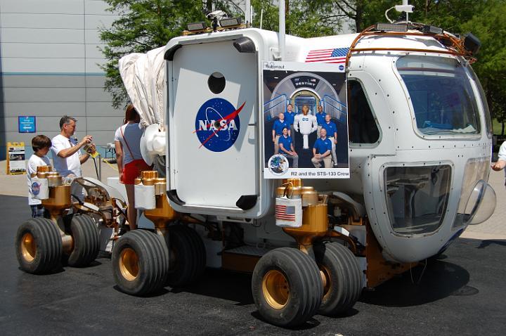 JSC Space Exploration Vehicle